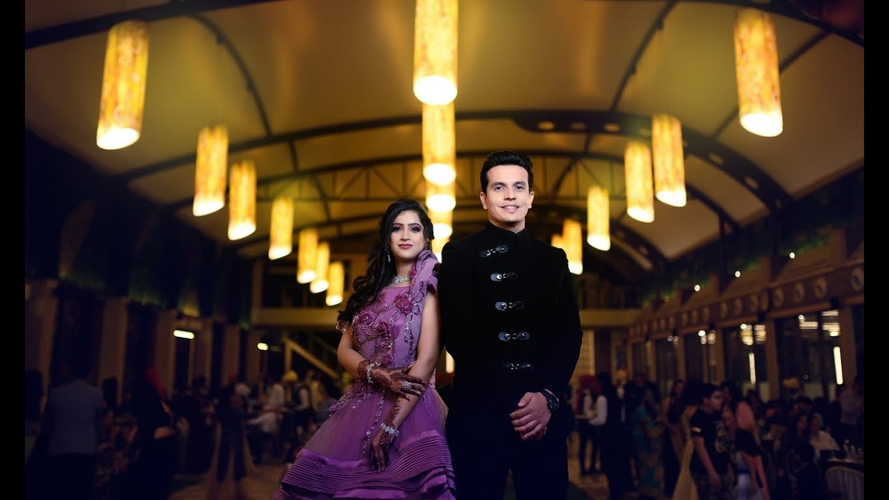 Girish & Varsha | Engagement Trailer | Sagar Shetty Films