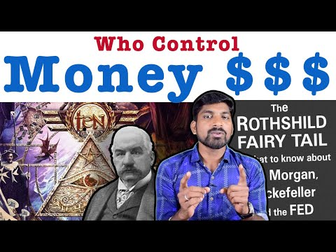 How US Became Superpower - Part 6 | Who Controls Money  | Tamil Pokkisham | Vicky | TP