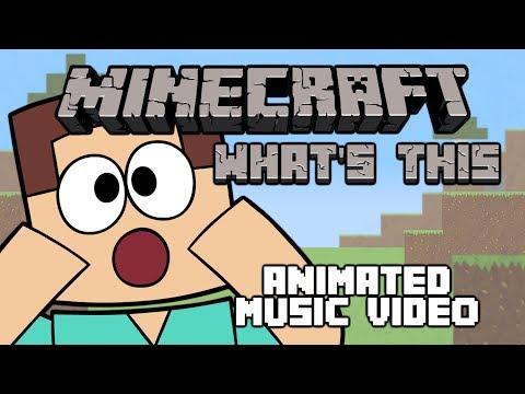 'What's This' (Music Video) - Minecraft Parody