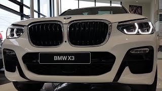 BMW X3 M sport 2018 review