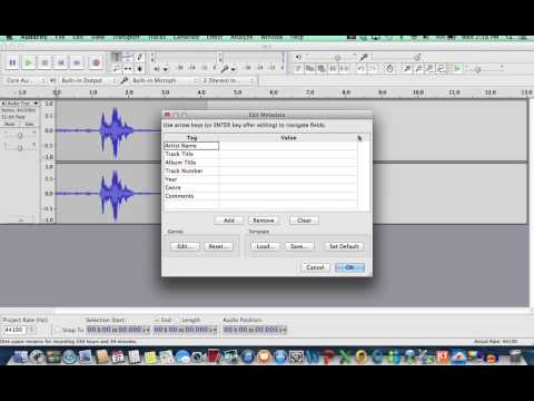 Audacity conversion to MP3 192 bit rate