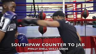 The Rolling Shoulder | Southpaw Training Guide |Boxing Tips