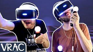 LE JEU LE PLUS IMMERSIF DE LA PLAYSTATION VR ? [VR WORLD]