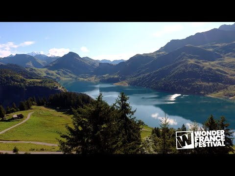 Lac De La Gittaz & Lac De Roselend - Beaufortin - Wonder France Festival