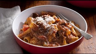 Beef and Bacon Ragout | One Pot Chef