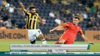 Fenerbahçe 3 3 Kayserispor   Erman Toroğlu İlker Yağcıoğlu Tek Parça Takım Oyunu 28 Şubat