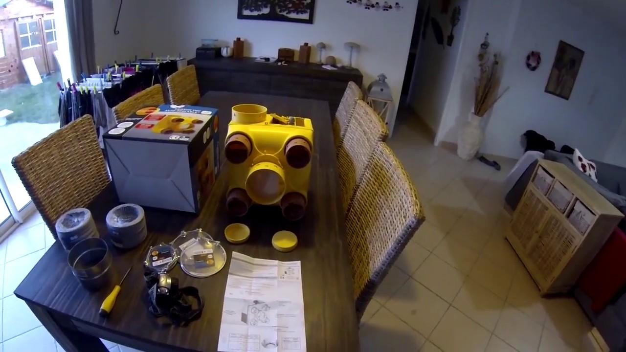 comment changer ou installer une vmc youtube. Black Bedroom Furniture Sets. Home Design Ideas