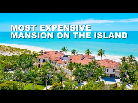 Mandalay - Private Beachfront Oasis - Tour Sanibel Island's