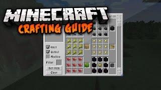 Minecraft Mod: Craft Guide Mod - In-Game Wiki! 1.9