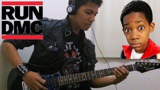 TODO MUNDO ODEIA O CHRIS (Rock Box - Run DMC) - Cover Guitarra