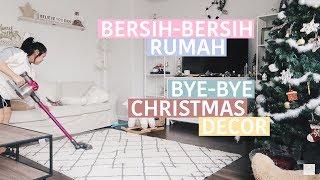 Download Video Vlog #172   CLEANING! BERESIN CHRISTMAS DECOR🎄, ETHAN CHECKUP KE DOKTER MP3 3GP MP4