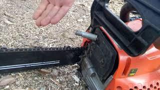 як зробити тихий глушник на бензопилу