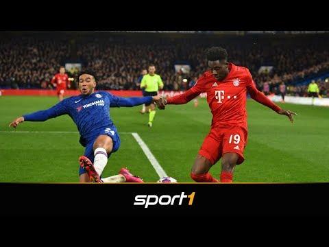 Europa feiert Davies! Was die Chelsea-Gala für Bayerns Juwel bedeutet   SPORT1