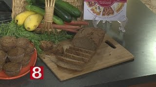 In The Kitchen: Gluten-free Zucchini Bread