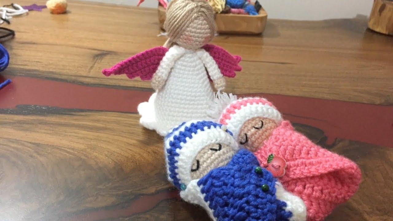Amigurumi yıldız bebek – 10marifet.org | 720x1280