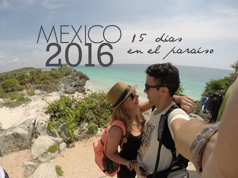 Riviera Maya, Mexico 2016 || GoPro Hero 3+