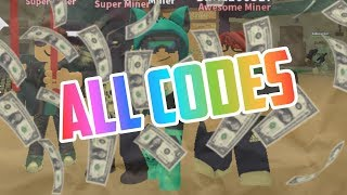 UPDATED May 2018   Roblox - All Working Mining Simulator Twitter Codes!   Constantly Updated!