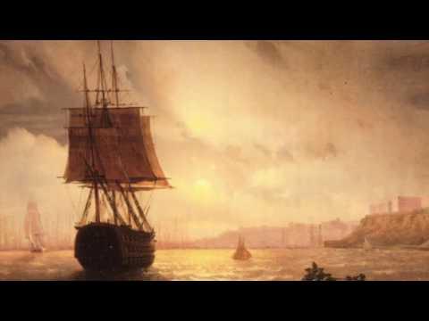 Captain's Cabin -- 1 Hour Soundscape / Ambience / ASMR