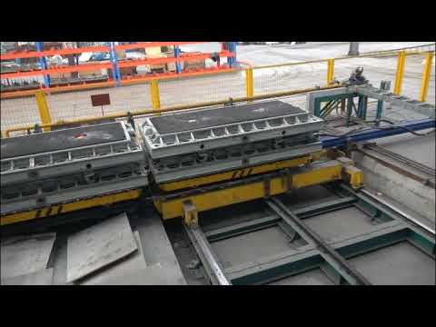 Static Pressure Automatic Moulding Line