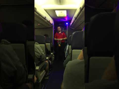 Funny Guy of Southwest Airlines