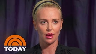 Charlize Theron On 'Huntsman,' Hunky Chris Hemsworth, Equal Pay For Women | TODAY