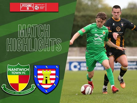 Nantwich Morpeth Goals And Highlights