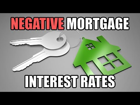 negative-mortgage-interest-rates-and-other-interest-rate-news