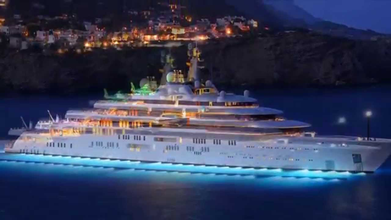 The 15 Billion Dollar Yacht The yacht is known as the USD 15 billion yacht Although her real cost price was considerably less Her original contract price was around EUR 400 million or USD 500 million