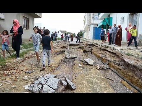 وفاة 5 أشخاص في ولاية نابل بتونس نتيجة السيول الجارفة  - نشر قبل 3 ساعة