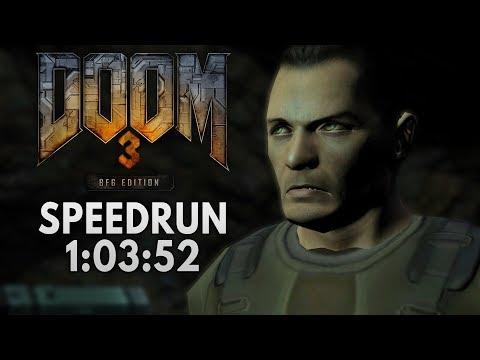 Doom 3 BFG Speedrun in 1:03:52 [Personal Best]