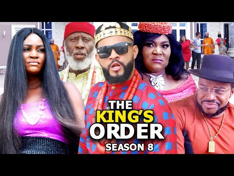 Download THE KING'S ORDER SEASON 8 -(Trending New Movie)Chizzy Alichi 2021 Latest Nigerian New Movie FULL HD