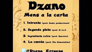 Dzano - 2. Segundo plato // [Menú a la carta]
