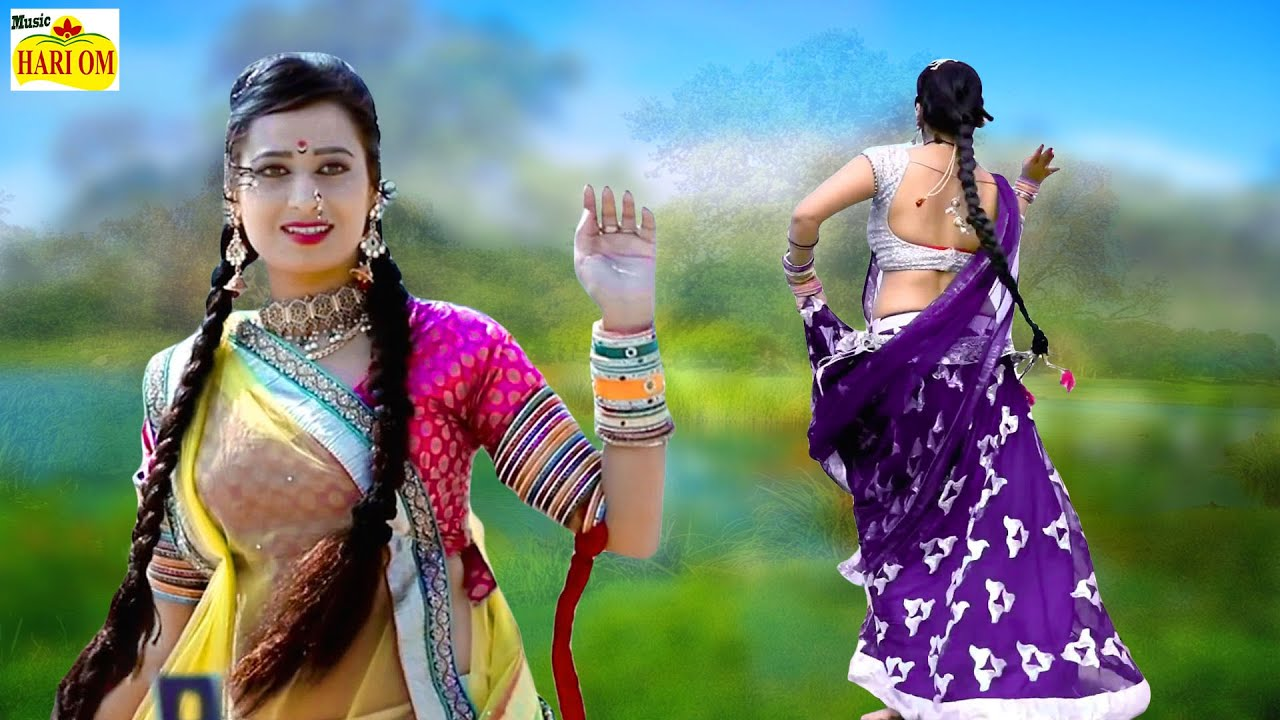 बहुत तेजी से वायरल हो रहा है राधा कृष्णा का ये वीडियो सांग - Latest Rajasthani Dj Krishna Song 2020