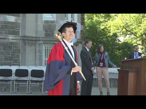 Fordham Graduation 2020.Fordham University 2019 Commencement Youtube