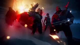 видео Трейлер «Бомбочки» Agents of Mayhem