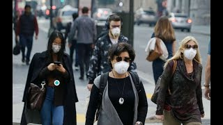 Northern California's Poor Air Quality Surpasses China & India