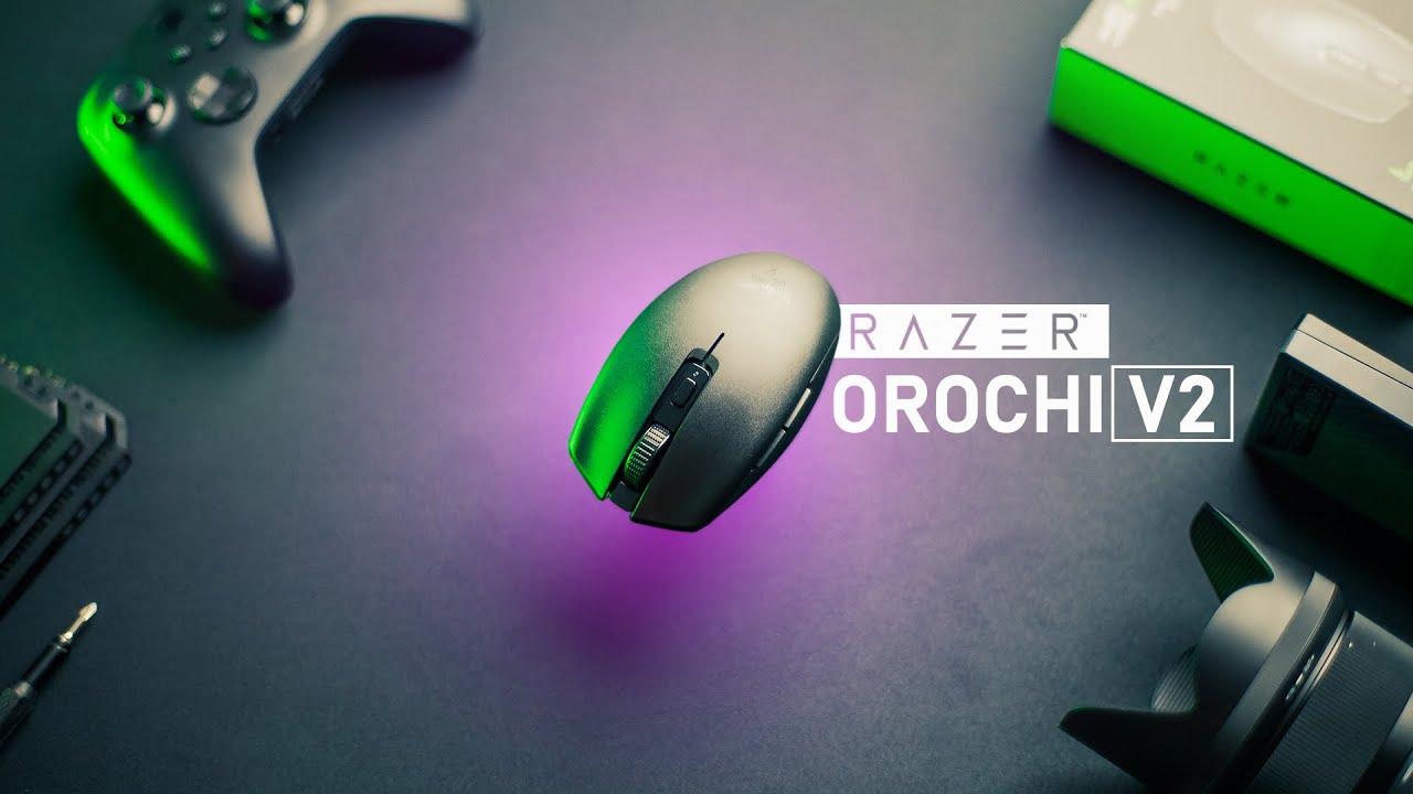 Your Next Wireless Mouse - RAZER OROCHI V2 - Hardware Canucks thumbnail