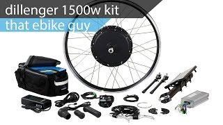 That E-Bike Guy - Dillenger 1500w Upgraded Kit
