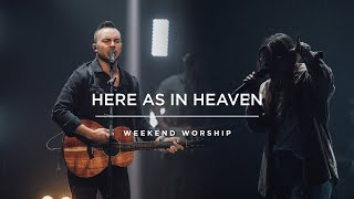 Here As In Heaven | Red Rocks Worship