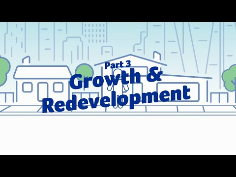 Growth and Redevelopment