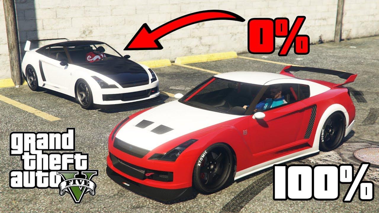 """100% ELEGY vs 0% ELEGY GTA 5 Online HOGATY i SYLO """"Wyścigowy Duet"""" #63 [PC/PL]"""