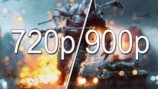 Battlefield 4 900p VS. 720p: Is There A Difference?