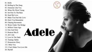 Kumpulan Lagu ADELE Favorit 2018 (HELLO)