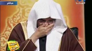 Scholar Cries Over Dying Gaza Man Making Shahada