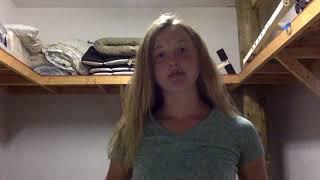 personal speech CST100 Katie Sharp