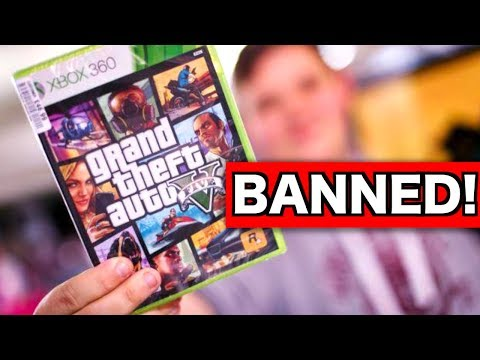 Video Games to be BANNED in America??