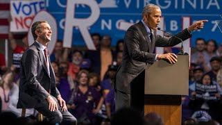 Barack Obama rebukes Donald Trump in all but name