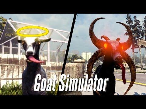 SOY UNA CABRA DIABOLICA - Goat Simulator -...