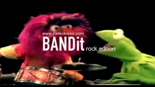 "BANDit3+ rock Ed.  ""Born to be Wild"" + Drum Solo"