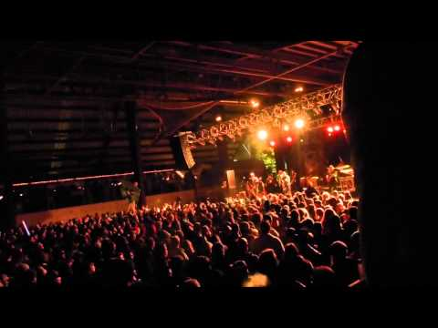 Catskill Chill 2013  -  Lettuce  - Friday night (1of2)